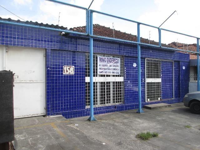Casa Comercial na Estância/Afogados - Aprox. 400m² | 5 vagas - Excelente localização