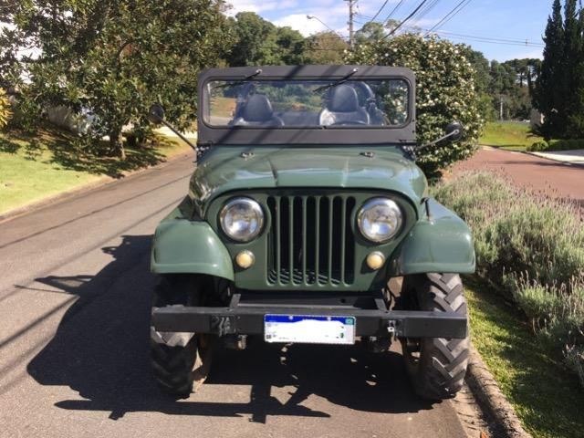 Jeep Willys 1957 4 marchas 4cc - Foto 3