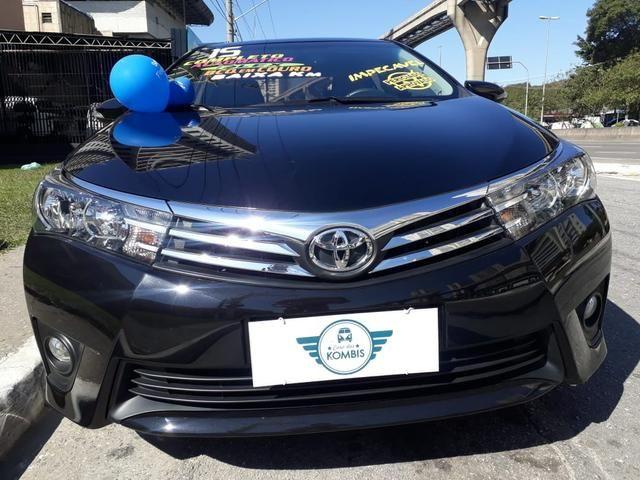 Corolla Xei Automatico 2015