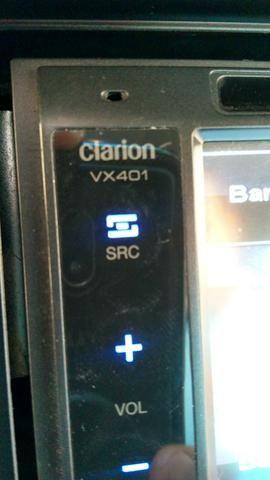 Multimídia Clarion Vx 401 Peças - Carros, vans e utilitários