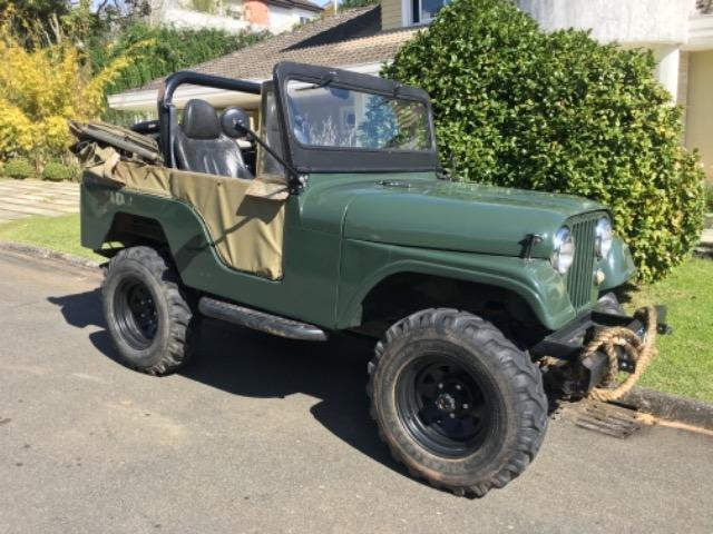 Jeep Willys 1957 4 marchas 4cc - Foto 12
