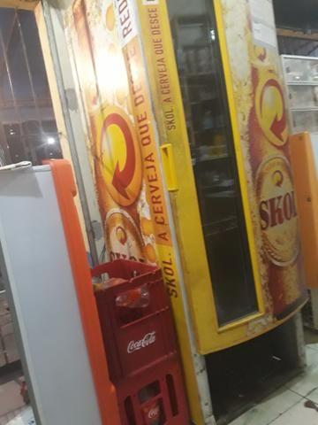 Vendo freezer da Skol em perfeito estado - Foto 3
