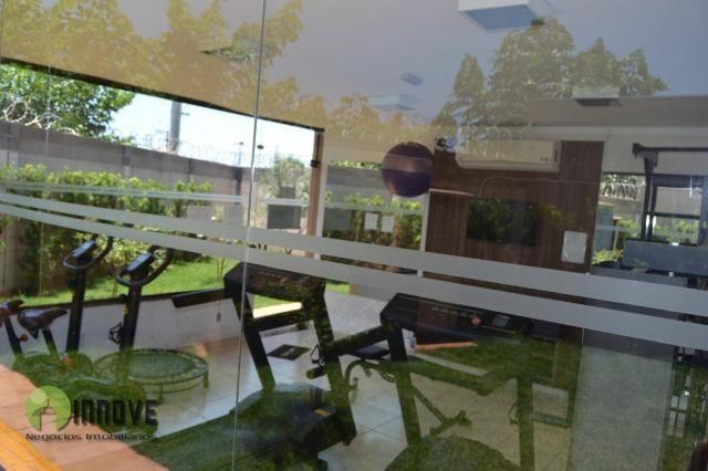 Apartamento com 2 dormitórios para alugar, 50 m² por r$ 700/mês - condomínio vitta - sertã - Foto 19
