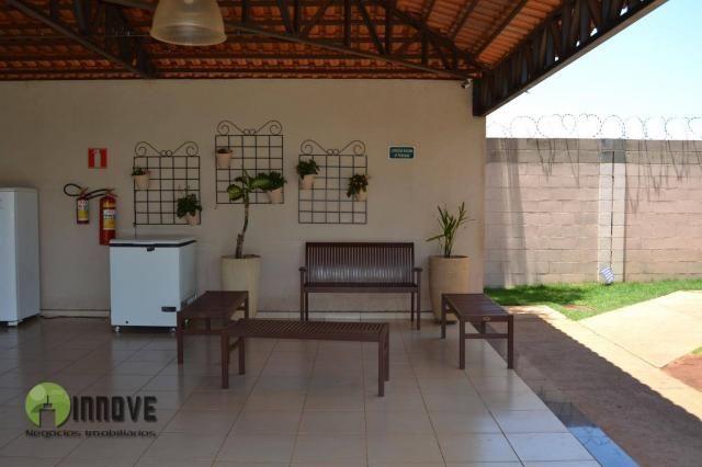 Apartamento com 2 dormitórios para alugar, 50 m² por r$ 700/mês - condomínio vitta - sertã - Foto 20