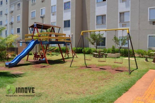 Apartamento com 2 dormitórios para alugar, 50 m² por r$ 700/mês - condomínio vitta - sertã - Foto 14