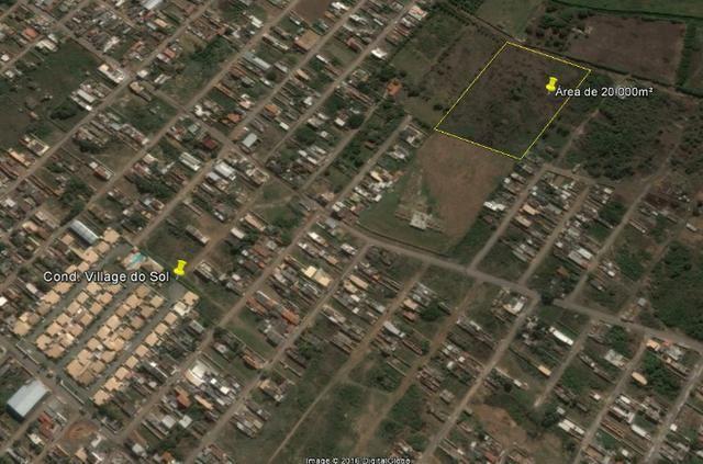 Área de 20.168,75 m² em área nobre de Campos dos Goytacazes-RJ - Foto 2