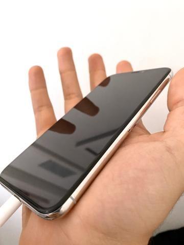IPhone X 256 Prata Anatel Novíssimo - Caixa e Todos Acessórios Originais - Aceito Cartão - Foto 5