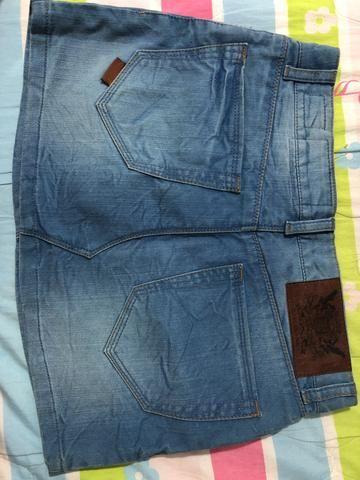 Saia jeans Ellus - Foto 2