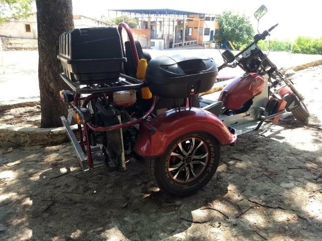 Triciclo Miller 1.8 injetado - Foto 4