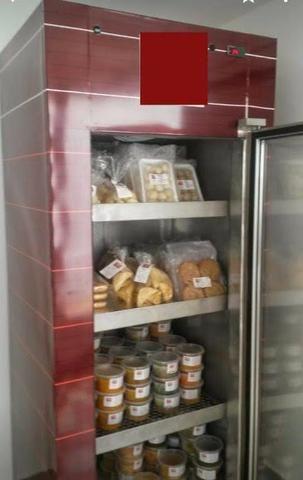 Freezer visa cooler 1 porta com motor remoto 220w - Foto 2