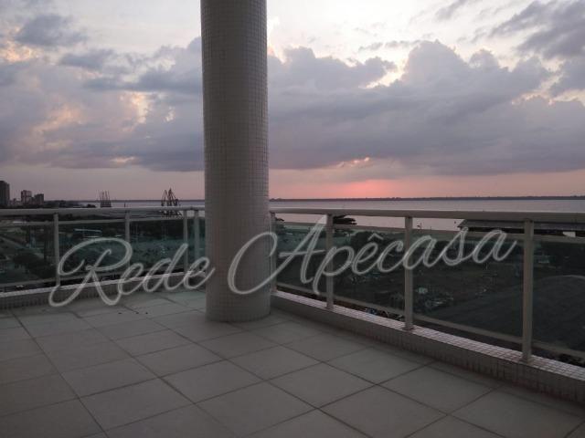 Alugo Apartamento Luxuoso 4 Suítes no Mirage Bay Double View - Foto 17