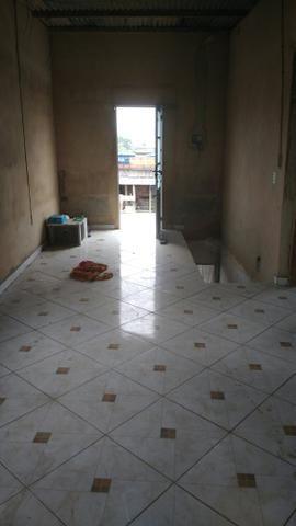 Verdo uma casa em fazer de acabamento uma laje também em santo André perto da escola - Foto 2
