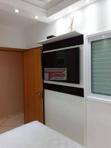 Apartamento Sem Condomínio 60m² c/ 3 dormitórios, à venda em Santo André - Foto 9