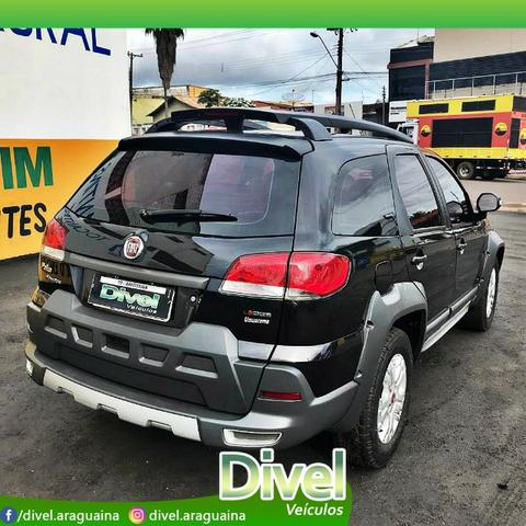 Fiat Palio WeeK.ADV.LOCK.Dualogic 1.8 Flex 2010 - Foto 4
