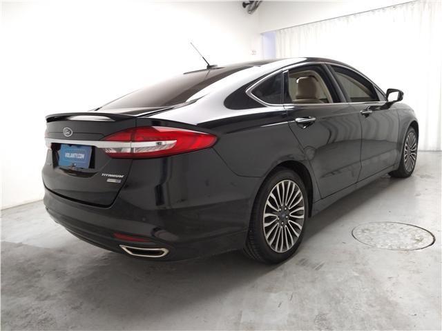 Ford Fusion 2.0 titanium awd 16v gasolina 4p automático - Foto 4