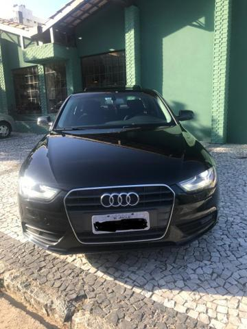 Vendo Audi A4 sedã 2.0 TFSI 2014 c/Teto Solar - Foto 2