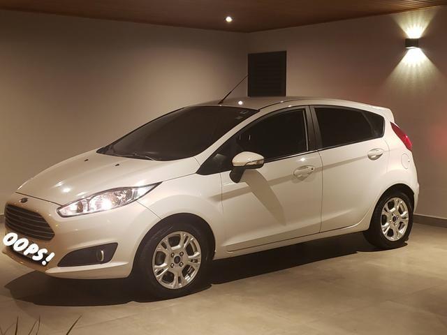 Ford Fiesta Hatch 1.6 SE 2013/2014 - Foto 3