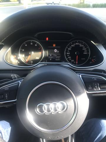Vendo Audi A4 sedã 2.0 TFSI 2014 c/Teto Solar - Foto 5