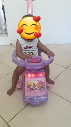 Carrinho de bebê musical - Foto 3