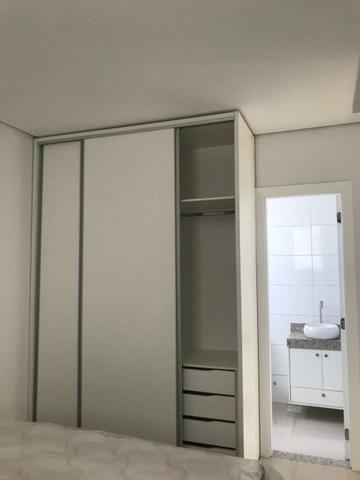 Alugo apartamento no edifício Exclusive semi mobiliado, - Foto 9