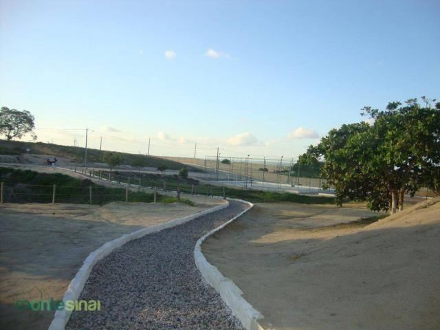 Terreno à venda, 367 m² por R$ 57.000,00 - Condomínio Privê Portal do Agreste - São João/P - Foto 7
