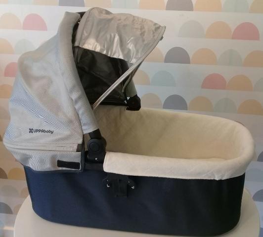 Carrinho de Passeio de Bebê + Moisés Vista? da Uppa baby - Foto 2