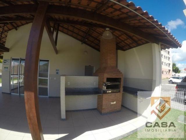 F.A - Apto de 2 quartos e varanda - Mirante de Jacaraipe - Foto 14