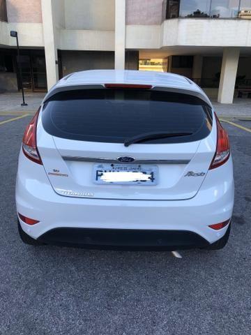 Fiesta Titanium Powershift 1.6 automático - Foto 7