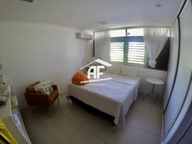 Casa construída em 2 lotes no condomínio Jardim do Horto - Área de lazer completa - Foto 17