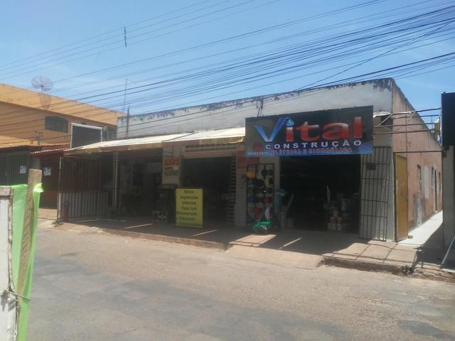 Vende Se Casa em área Comercial
