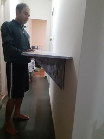 Aparador Prateleira de parede em MDF