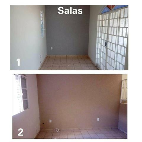 Alugo casa de 4 quartos (Sobradinho II) - Foto 6