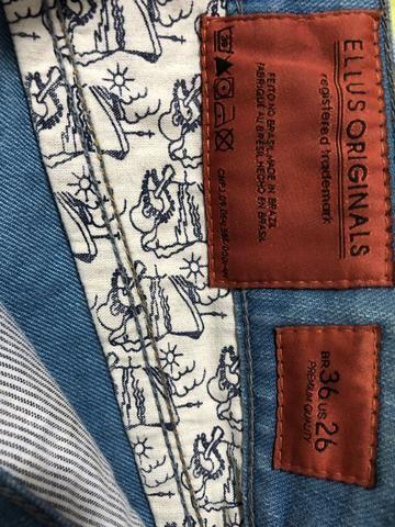 Saia jeans Ellus - Foto 4