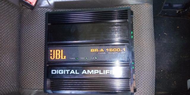 Vendo modulo jbl 1600 rms zerado - Foto 2