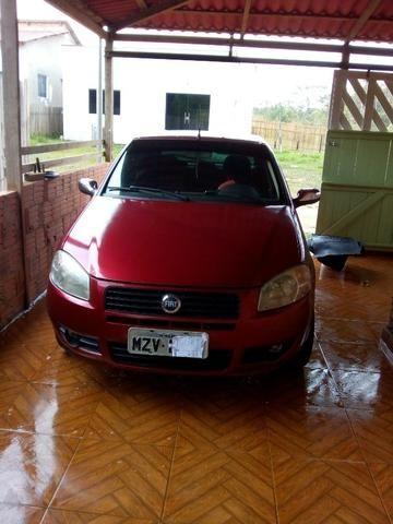 Carro palio 2008