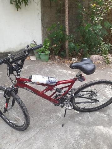 Bike Cairu Jump aro 26 personalizada 21M