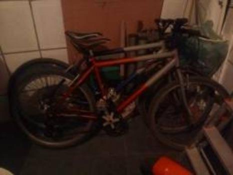 Bicicletas aro 26 (Duas)