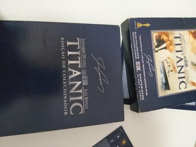 Dvd Titanic Edição Colecionador - Foto 2