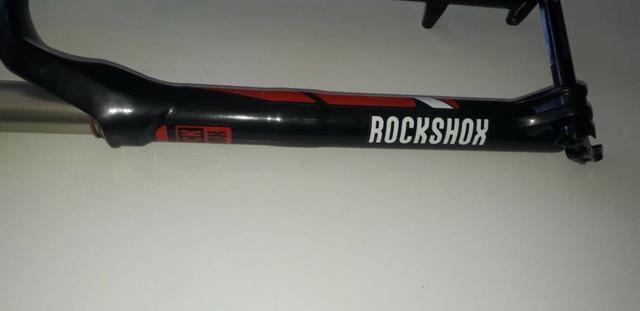 Suspensão Recon Rock Shock - Foto 5