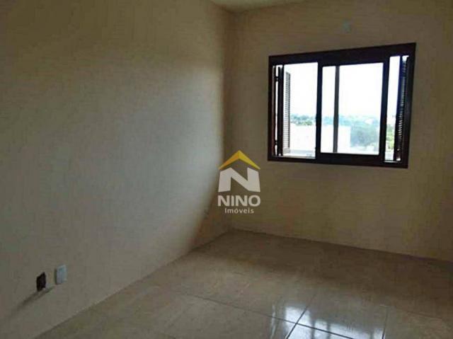 Apartamento com 2 dormitórios para alugar, 53 m² por r$ 1.000,00/mês - são vicente - grava - Foto 6