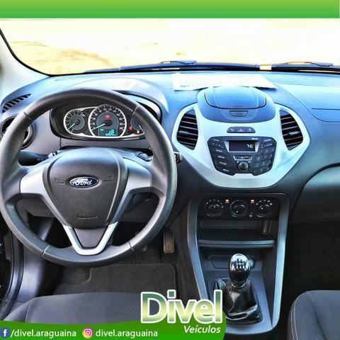 Ford Ka 1.5 SE Manual Flex 2015 - Foto 7