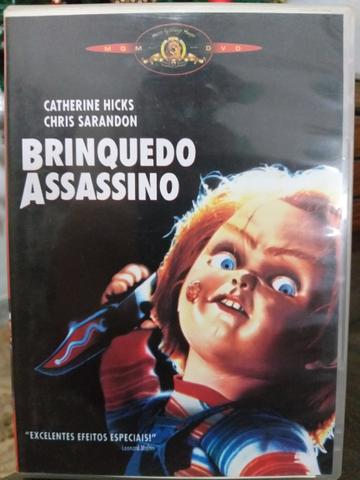 Brinquedo assassino 1 & 3 - Foto 4
