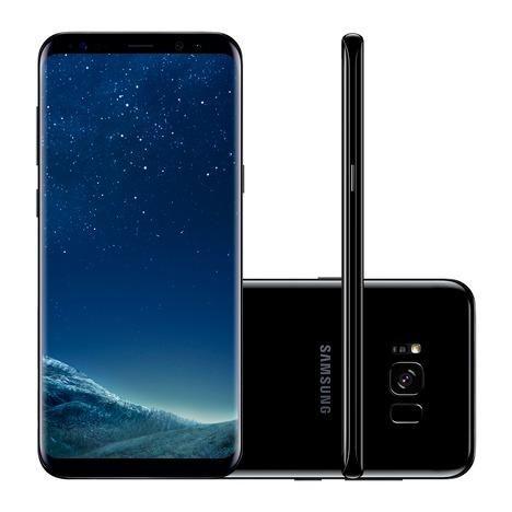Samsung Galaxy S8 Plus 64GB Preto