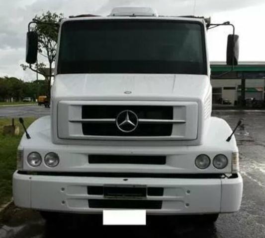 Caminhão caçamba Mercedes - Foto 3