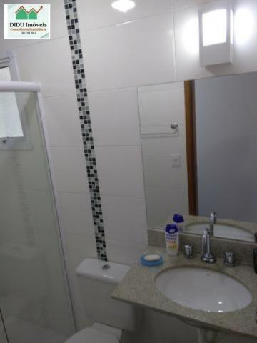 Apartamento à venda com 2 dormitórios em Parque das nações, Santo andré cod:010222AP - Foto 13