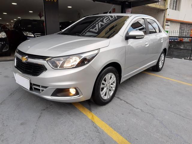 Chevrolet Cobalt 1.8 Mpfi Ltz 8V Flex 4Portas Automático 2017/2018 - Foto 3
