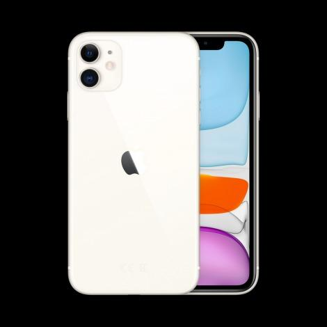Apple Iphone 11 dual sim 64 gb branco 4 gb ram - Foto 2