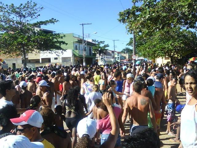 A-lugo Carnaval na Barra do Sahy - Aracruz a 100m da praia - Foto 14
