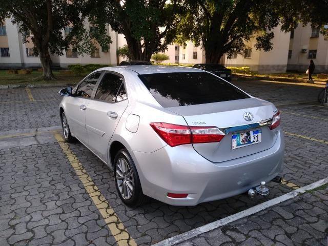 Corolla XEI 2017 - Avista ou Entrada 10mil parcelas de 600 reais - Foto 5