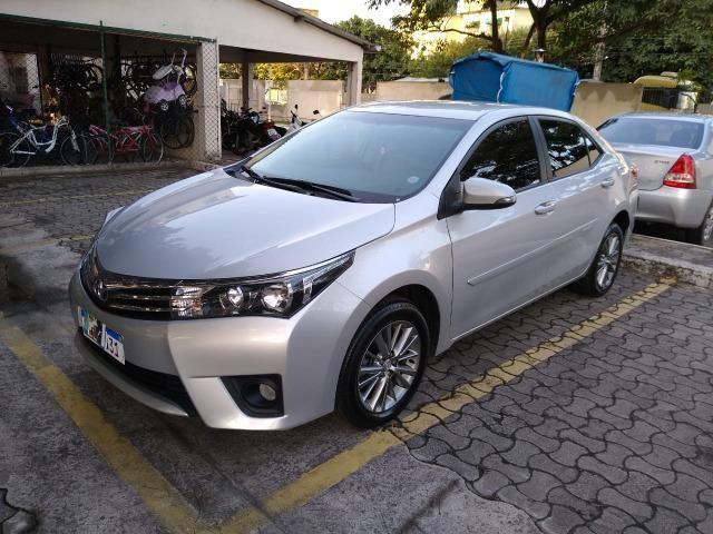 Corolla XEI 2017 - Avista ou Entrada 10mil parcelas de 600 reais - Foto 10